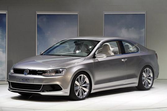 Volkswagen's New Compact Coupe Concept