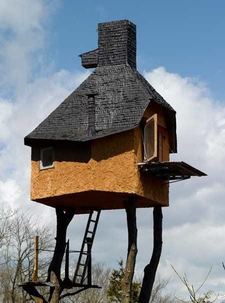 Дизайн чайного домика