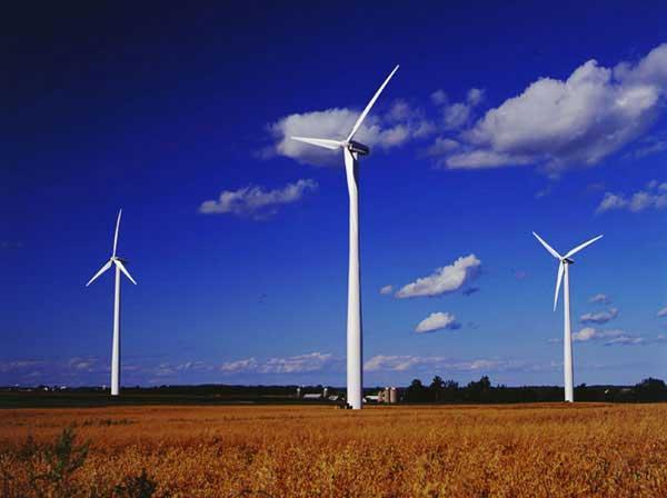 три ветряка
