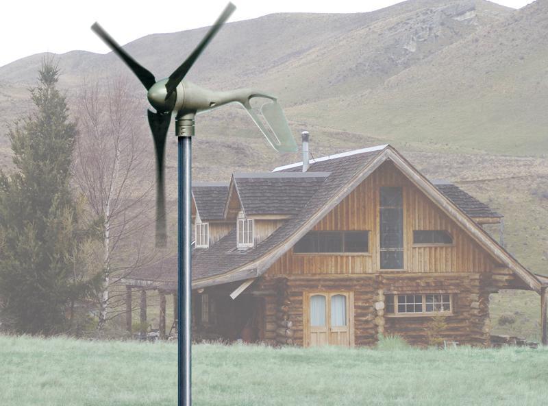 домашний ветровой генератор