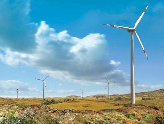 Ветряная ферма