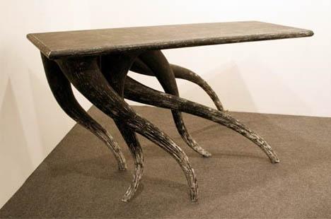Живой стол