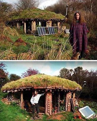 Зеленая деревня