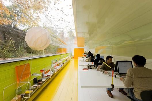 Интернет кафе на природе 2
