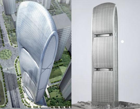 Самый экологичный небоскреб мира