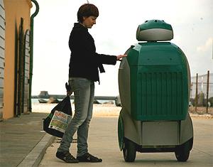 ecology роботы